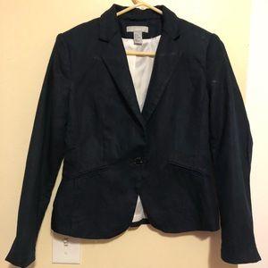 Like New H&M Blazer 8 Jacket One Button Career